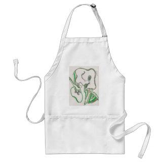 tangled bacterial mat adult apron