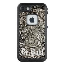 Tangled Boldness LifeProof FRĒ iPhone 7 Case
