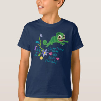 Tangled | Chameleons Make the Best Friends T-Shirt