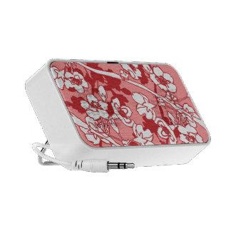 Tangled Cherry Blossoms Mini Speaker