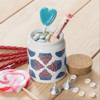 Tangled Cute Cupcake Candy Jar