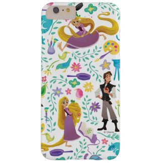Tangled | Friends to the End Pattern Barely There iPhone 6 Plus Case