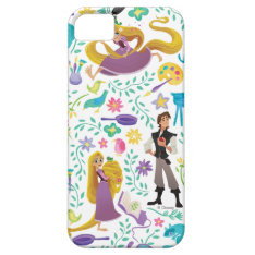 Tangled | Friends To The End Pattern Iphone Se/5/5s Case at Zazzle
