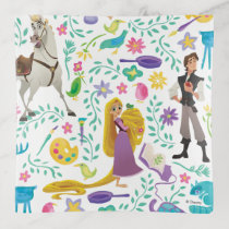 Tangled | Friends to the End Pattern Trinket Trays