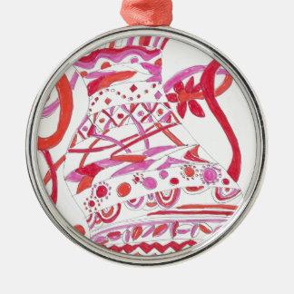 tangled garment christmas ornaments