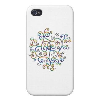 Tangled Hearts iPhone Cast iPhone 4/4S Covers