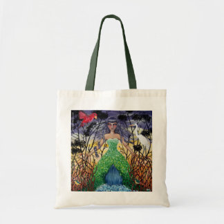 Tangled in the Mangroves Tote Bag