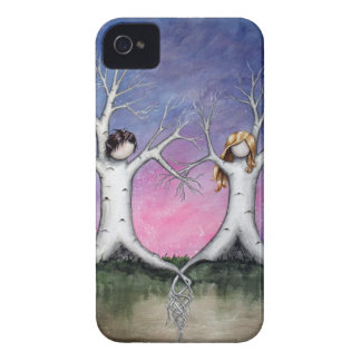 """Tangled"" iPhone case iPhone 4 Case-Mate Cases"