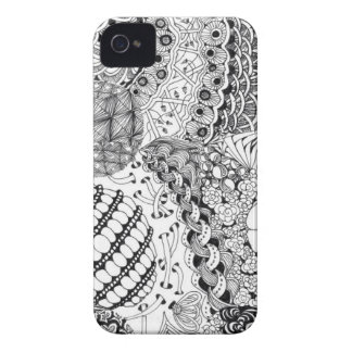 Tangled Laces iPhone 4 Cover