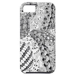 Tangled Laces iPhone 5/5S Cover