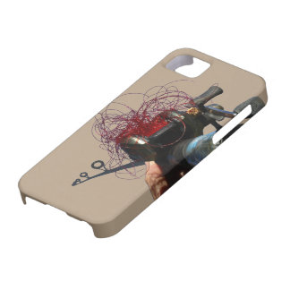 Tangled Lines iPhone 5 Cases
