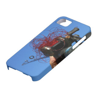 Tangled Lines iPhone 5 Case
