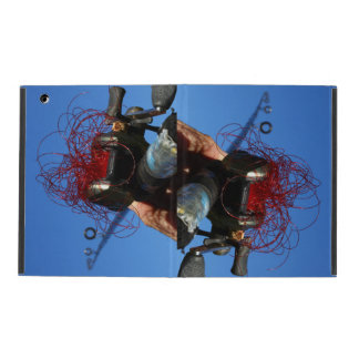 Tangled Lines iPad Cases