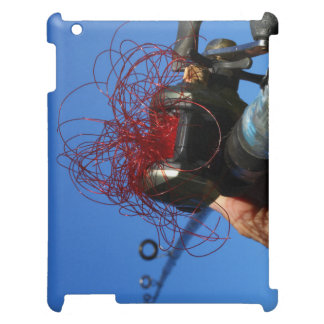 Tangled Lines iPad Cover