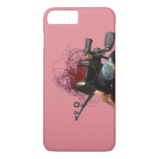 Tangled Lines iPhone 7 Plus Case