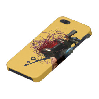 Tangled Lines iPhone 5/5S Cases