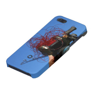 Tangled Lines iPhone SE/5/5s Case