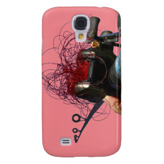 Tangled Lines Samsung S4 Case