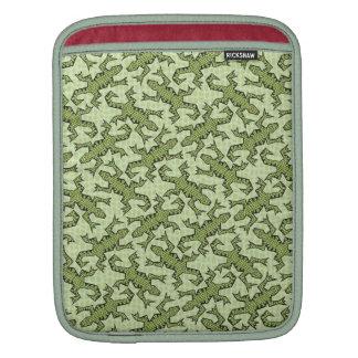 Tangled Lizards Vertical iPad Sleeve