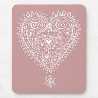 Tangled Love Mouse Pad