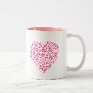 Tangled Love Mug