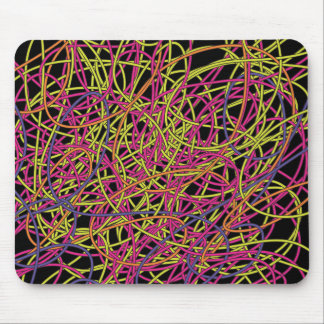 Tangled Mouse Pad
