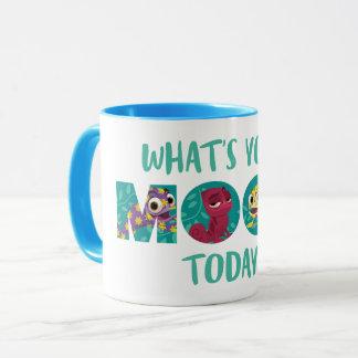 Tangled | Pascal - What's Your Mood Today? Mug