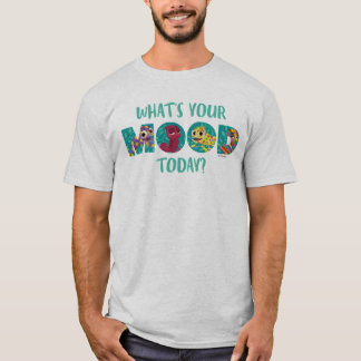 Tangled | Pascal - What's Your Mood Today? T-Shirt