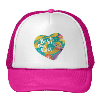 Tangled | Rapunzel - Best Day Ever Trucker Hat