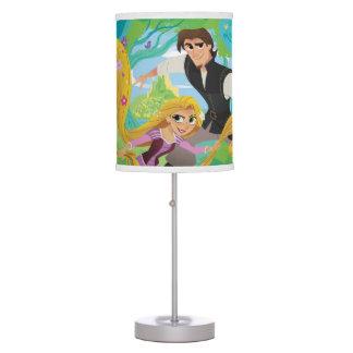 Tangled | Rapunzel & Eugene Desk Lamp