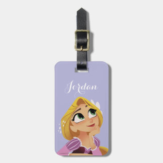 Tangled | Rapunzel - Never Give Up On Your Dreams Luggage Tag