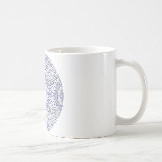 Tangled Tiles Coffee Mug