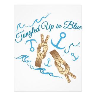 Tangled Up Letterhead