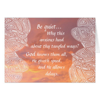 Tangled Ways Card