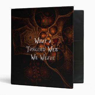 Tangled Web Binder