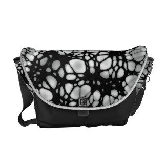 """""""Tangled Web"""" Gothic Design Shoulder Bag - Day Sac"""