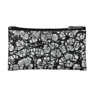 Tangled Web Gothic Print Clutch/Cosmetic/Mini Bag