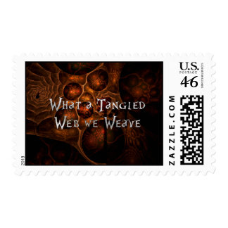 Tangled Web Stamps