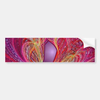 Tangles Bumper Sticker