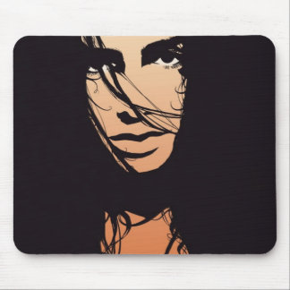 Tangles Mouse Pad