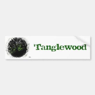 Tanglewood Etiqueta De Parachoque