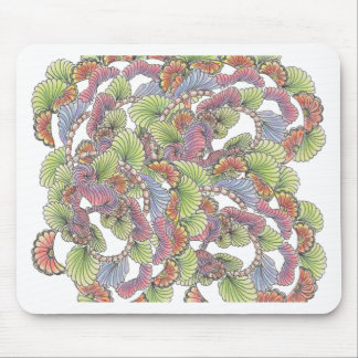 tangling & Doodling #03 Mouse Pad