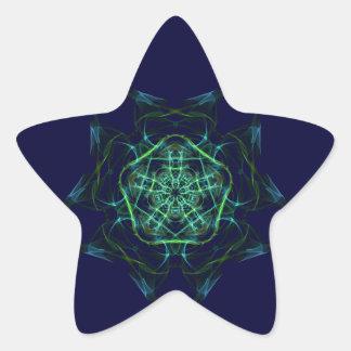 Tanglinga 13 star sticker