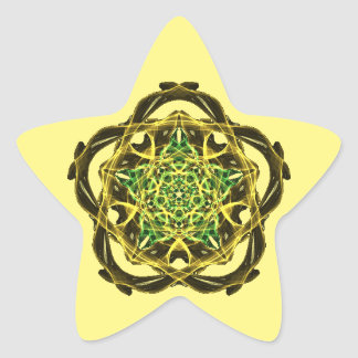 Tanglinga 20 star sticker
