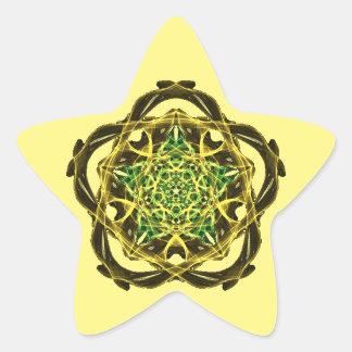 Tanglinga 20 star sticker