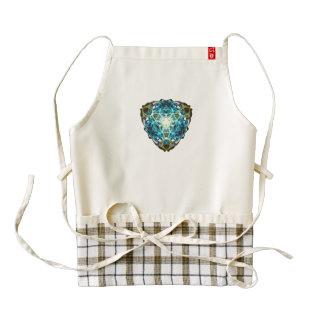 Tanglinga 25 zazzle HEART apron