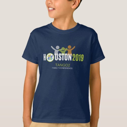 TANGO2 Family Conference 2019 T_Shirt _ YOUTH