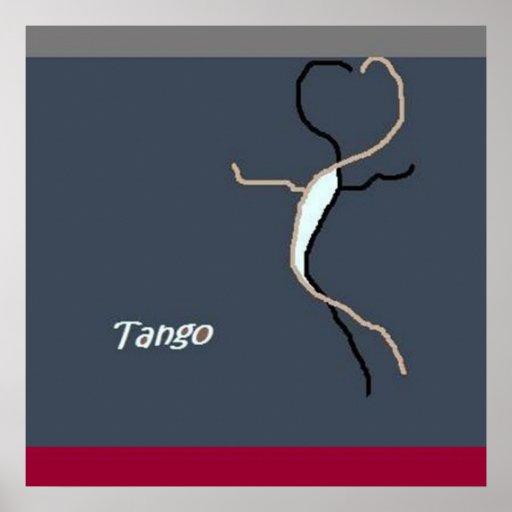 Tango4 Poster