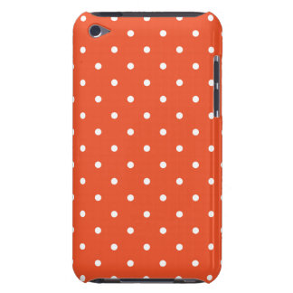 Tango 50s Style Polka-Dot iPod Touch G4 Case iPod Touch Covers