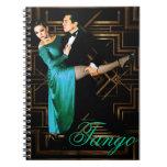 Tango Argentino Libreta Espiral